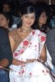 Monal Gajjar in Saree at Sudigadu Movie Audio Release Function