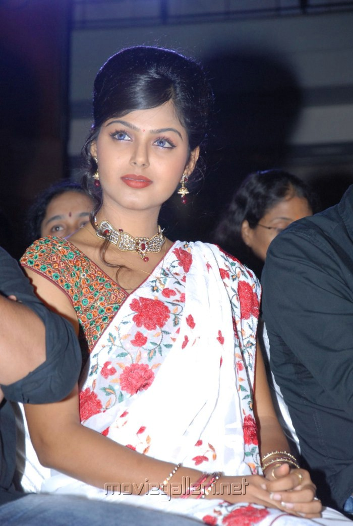 Actress Monal Gajjar at Sudigadu Audio Release Function