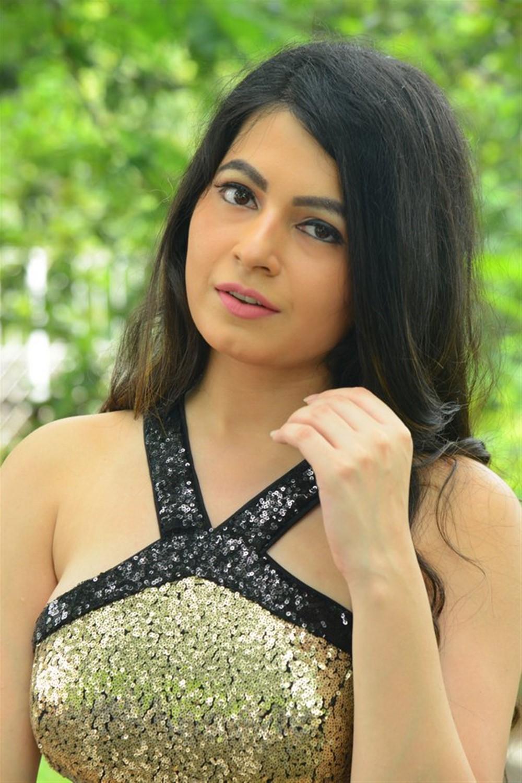 Actress Monal Jagtani Photos @ Samudrudu Movie Launch