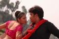 Sundar C, Sindhu Tolani in Mondi Mogudu Movie Stills