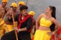 Sundar C, Sindhu Tolani in Mondi Mogudu Movie New Photos