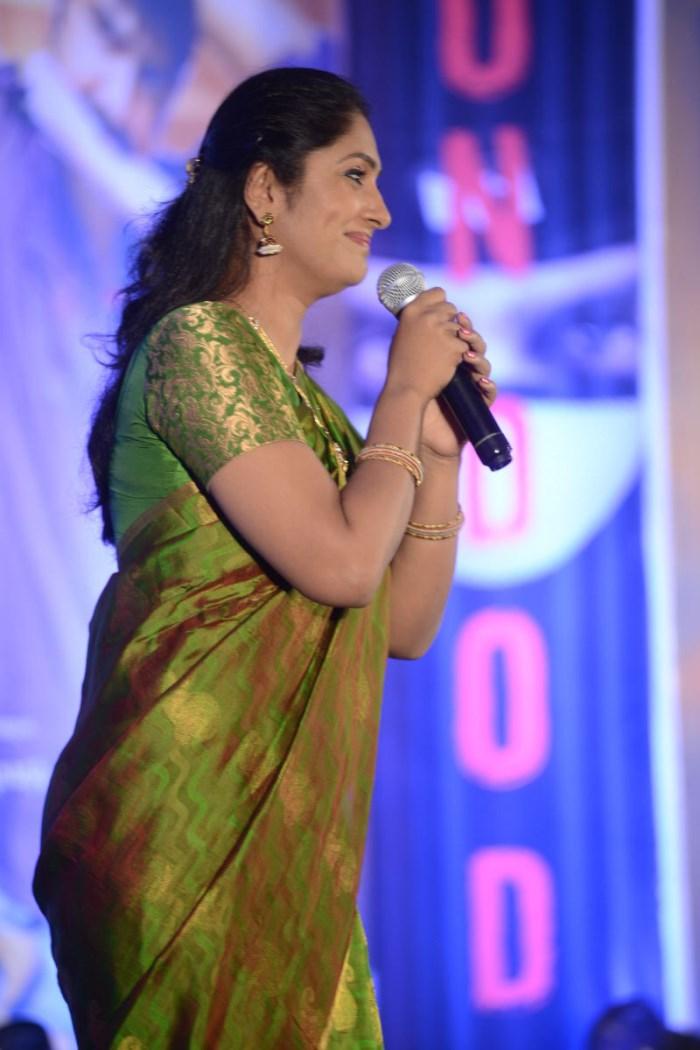 Anchor Jhansi at Mondodu Movie Audio Launch Photos