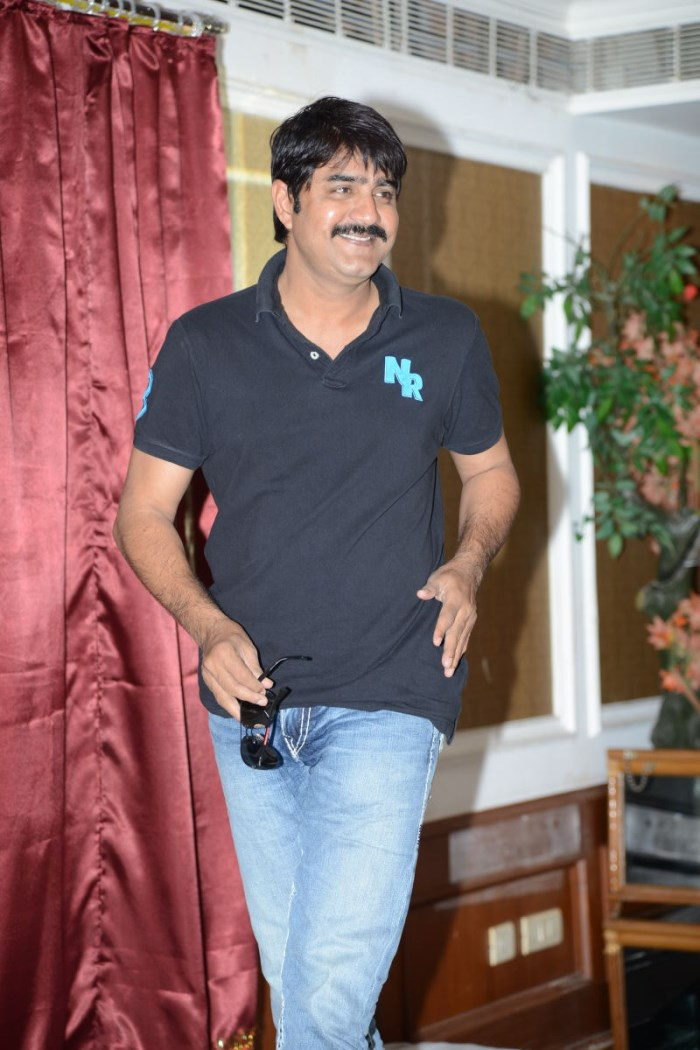 Actor Srikanth at Mondodu Movie Logo Launch Stills