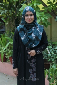 Tamil Actress Monika aka MG Raheema Press Meet Stills