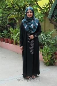 Tamil Actress Monica aka MG Raheema Press Meet Stills