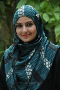 Tamil Actress Monika aka MG Rahima Press Meet Stills