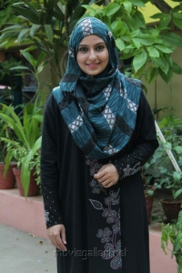 Tamil Actress Monica aka MG Rahima Press Meet Stills