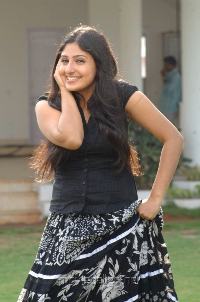 Picture 541302 Actress Monica Hot Pics In Black Top