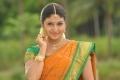 Monica in Saree Stills from Kurumbukara Pasanga Movie