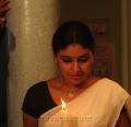 Actress Monica in Saree Stills