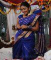 Actress Monica in Saree Stills from Kurumbukara Pasanga Movie Actress Monica in Saree Stills