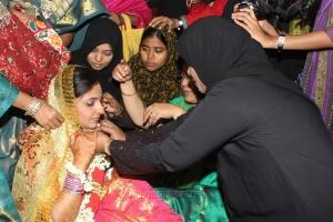 Tamil Actress Monica Marriage Photos