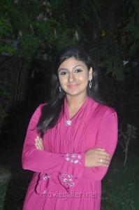 Tamil Actress Monica in Pink Dress Photos