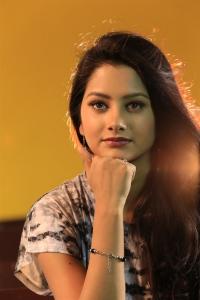 Actress Monika Singh Stills in O Pilla Nee Valla Movie