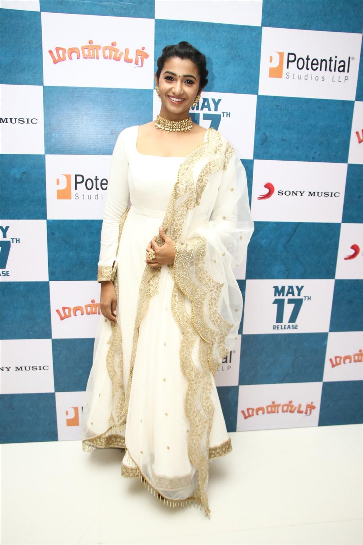 Actress Priya Bhavani Shankar @ Monster Movie Audio Launch Stills