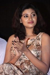 Actress oviya at Moodar Koodam Movie Audio Launch Stills