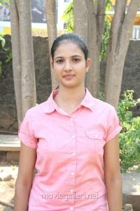 Actress Sindhu Reddy at Moodar Koodam Movie Press Meet Stills