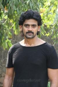 Actor Rajaj at Moodar Koodam Movie Press Meet Stills