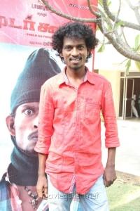 Actor Sentrayan at Moodar Koodam Movie Press Meet Stills