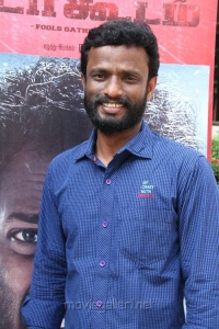 Pandiraj at Moodar Koodam Movie Press Meet Stills
