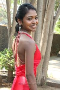Actress a Moodar Koodam Movie Press Meet Stills