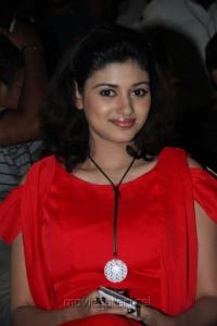 Actress Oviya at Moodar Koodam Movie Press Meet Stills