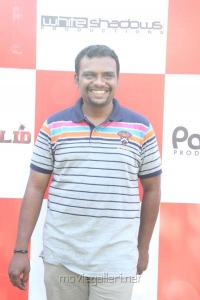Music Director Natarajan Sankaran at Moodar Koodam Movie Press Meet Stills