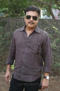 Jayaprakash at Moodar Koodam Movie Press Meet Stills