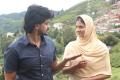 Rajaj, Manasa in Moodar Koodam Tamil Movie Stills
