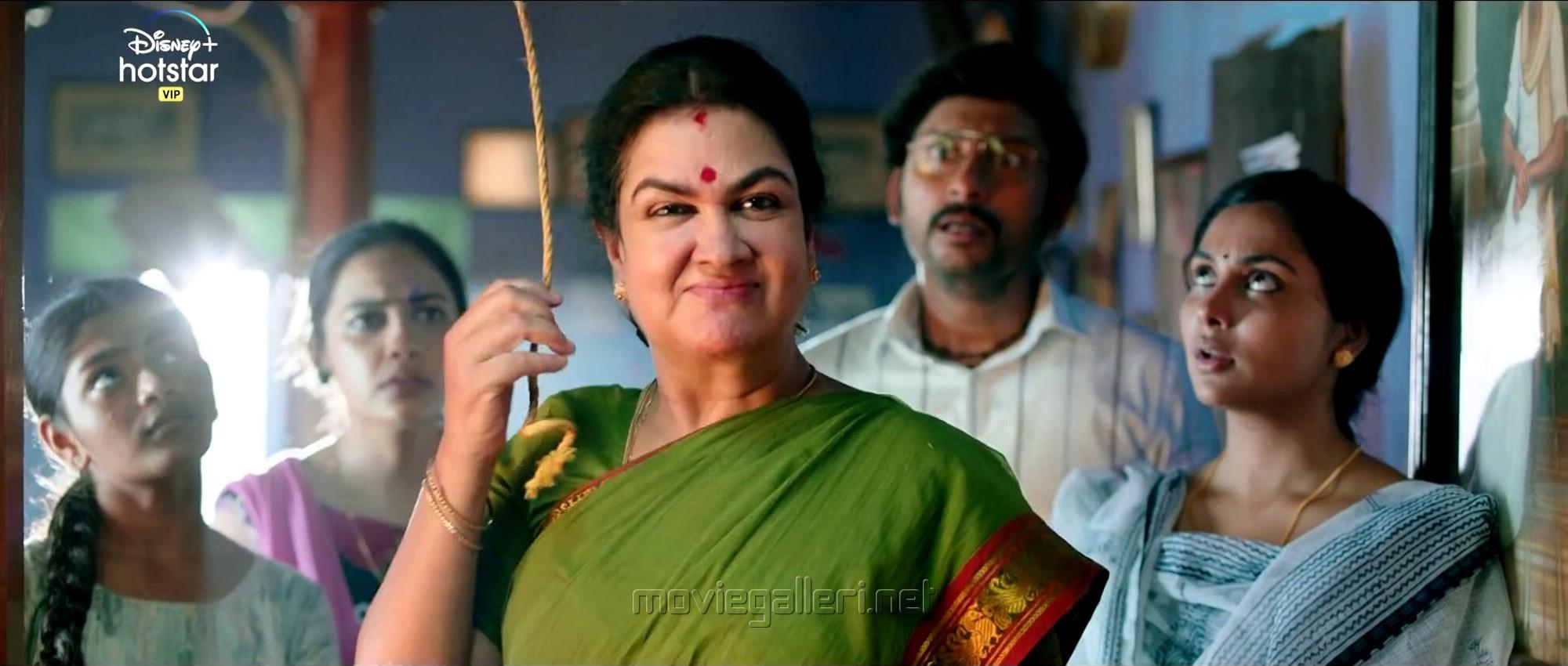 Nayanthara Mookuthi Amman Movie Images Hd Rj Balaji New Movie Posters