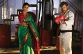 Nayanthara, RJ Balaji in Mookuthi Amman Movie Images HD