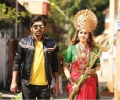 RJ Balaji, Nayanthara in Mookuthi Amman Movie Images HD