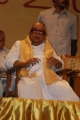 M.Karunanidhi at Moondram Ulaga Por Book Release Stills