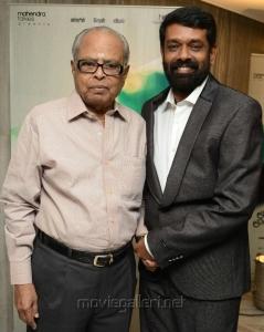 K.Balachandar, Vasanth at Moondru Per Moondru Kaadhal Audio Launch Stills
