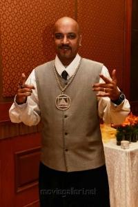 Blaaze at Moondru Per Moondru Kaadhal Audio Launch Stills