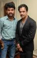 Vimal, Arjun at Moondru Per Moondru Kaadhal Audio Launch Stills