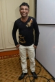 Ramesh Vinayagam at Moondru Per Moondru Kaadhal Audio Launch Stills