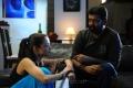Surveen Chawla, Vasanth at Moondru Per Moondru Kadhal Working Stills