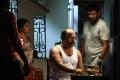 Thambi Ramaiah, Vasanth at Moondru Per Moondru Kadhal Working Stills