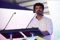 Actor Cheran at Moondru Per Moondru Kadhal Press Meet Stills