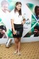 Actress Lasini at Moondru Per Moondru Kadhal Press Meet Stills