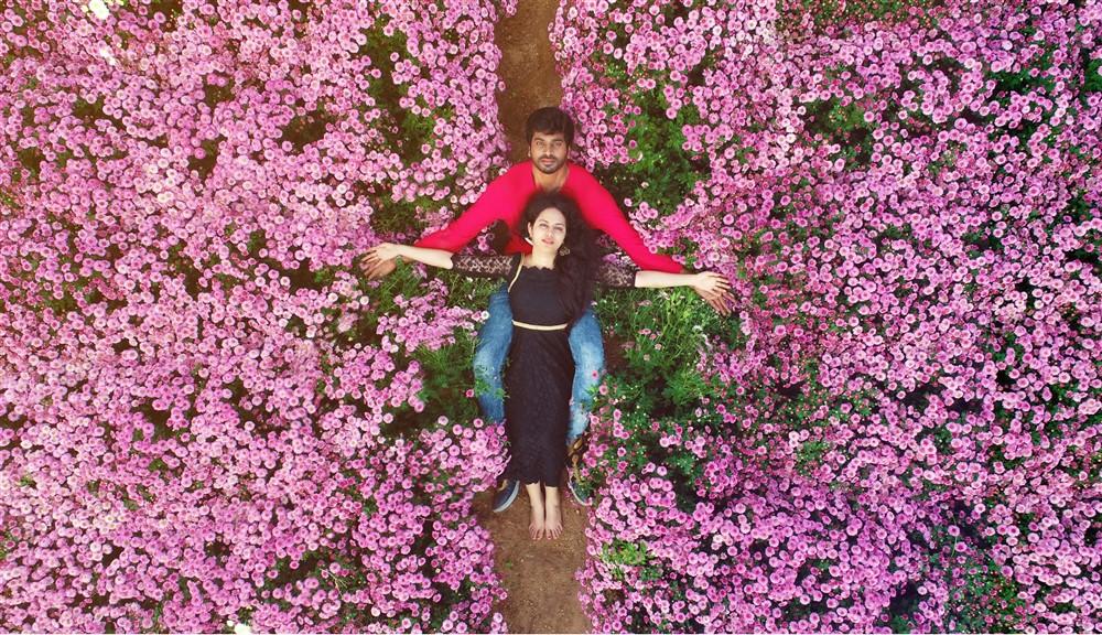 Viji, Pallavi Dora in Mosadi Movie Stills