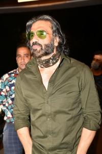 Actor Suniel Shetty @ Mosagallu Movie Pre Release Event Stills