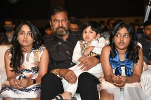 Mohan Babu @ Mosagallu Movie Pre Release Event Stills