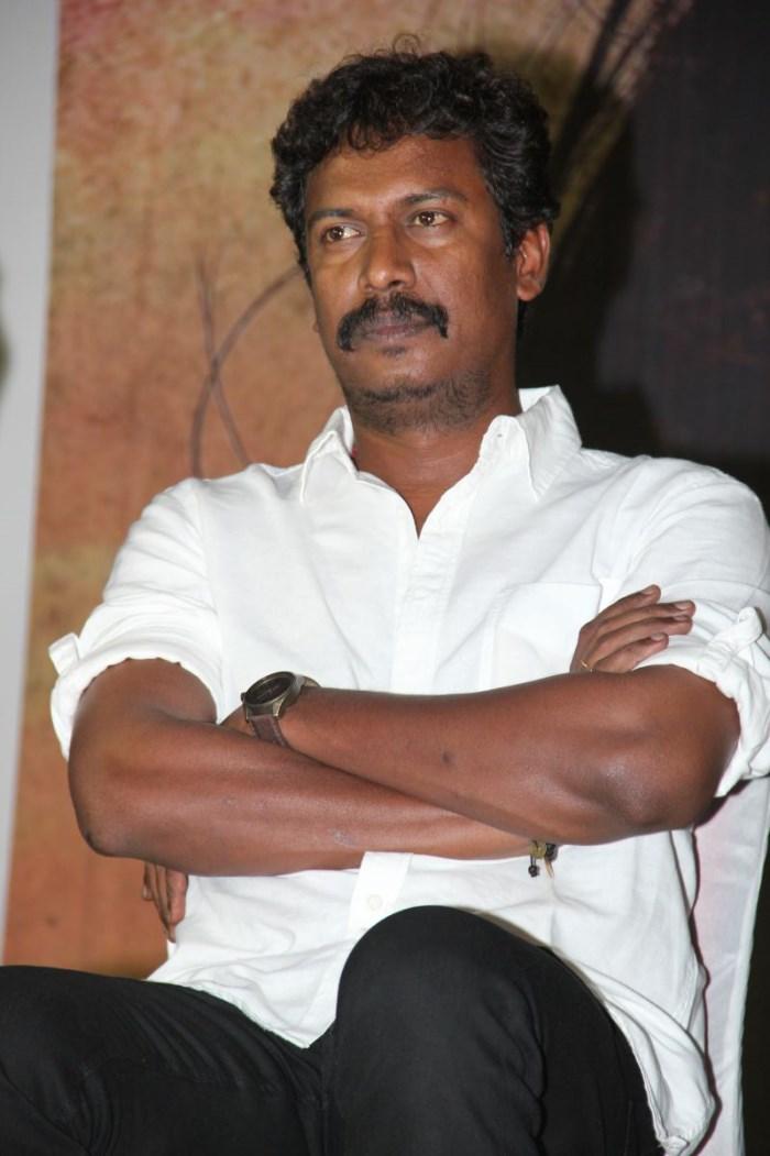 Samuthirakani @ Mosakutti Movie Press Meet Stills