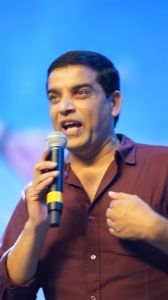 Dil Raju @ Most Eligible Bachelor Pre Release Event Stills