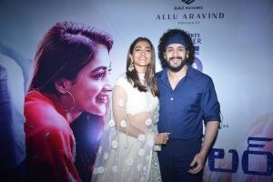 Akhil Akkineni @ Most Eligible Bachelor Pre Release Event Stills