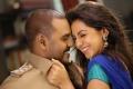 Raghava Lawrence, Nikki Galrani in Motta Siva Ketta Siva Movie Stills