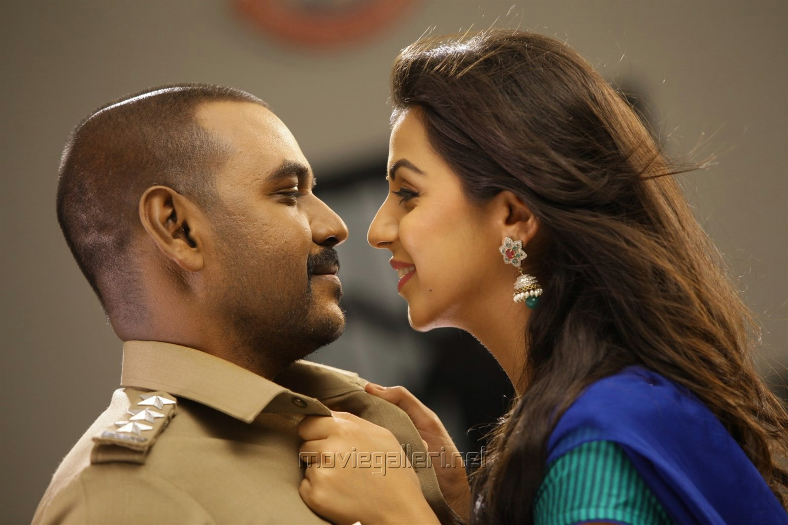 Raghava Lawrence, Nikki Galrani in Motta Shiva Ketta Shiva Movie Stills