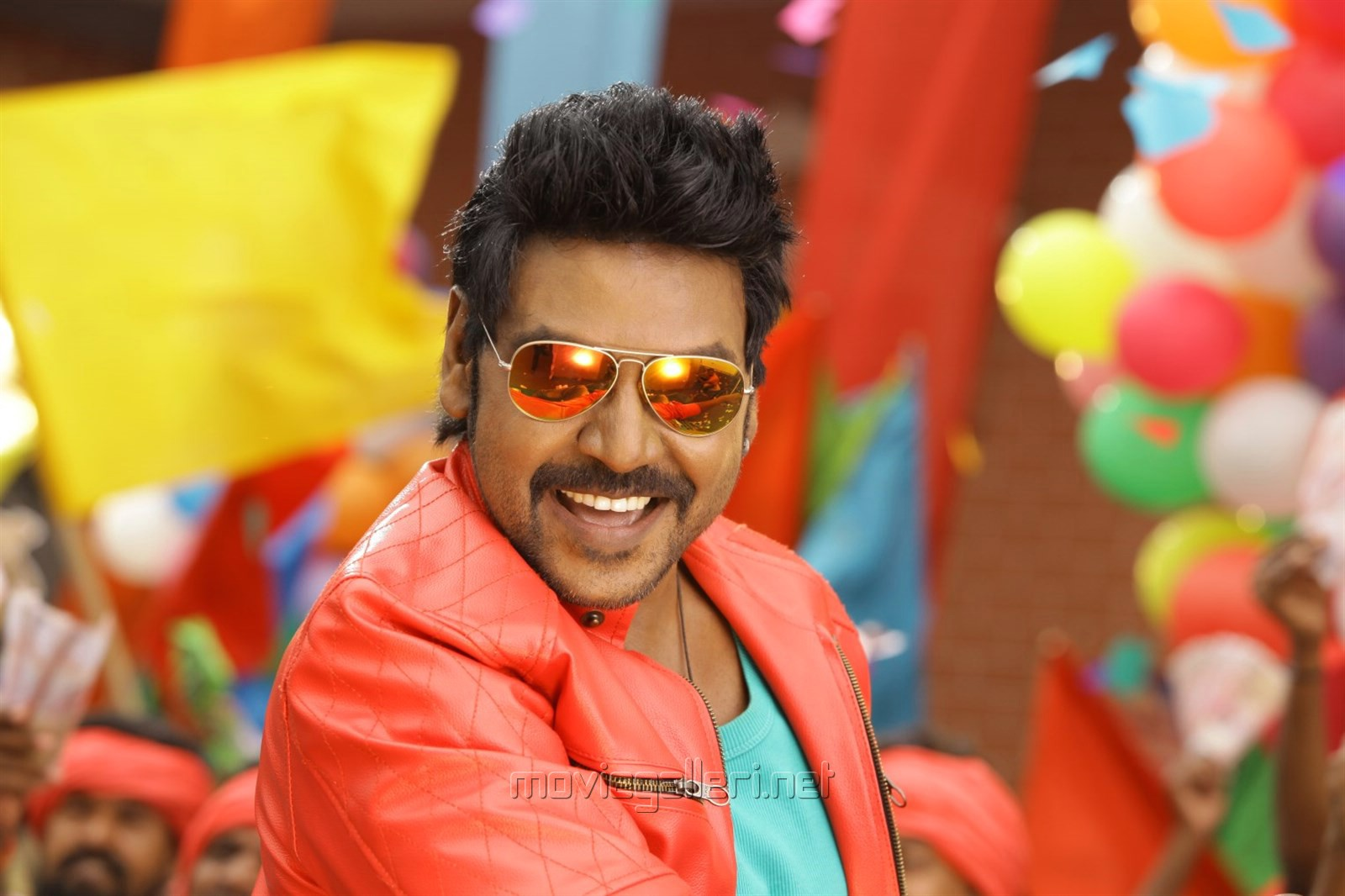 Actor Raghava Lawrence in Motta Shiva Ketta Shiva Movie Stills